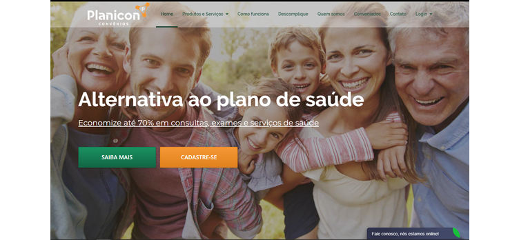 Sites Empresariais